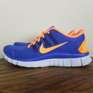 Nike Women's Free 5.0 Running Shoes Size 7